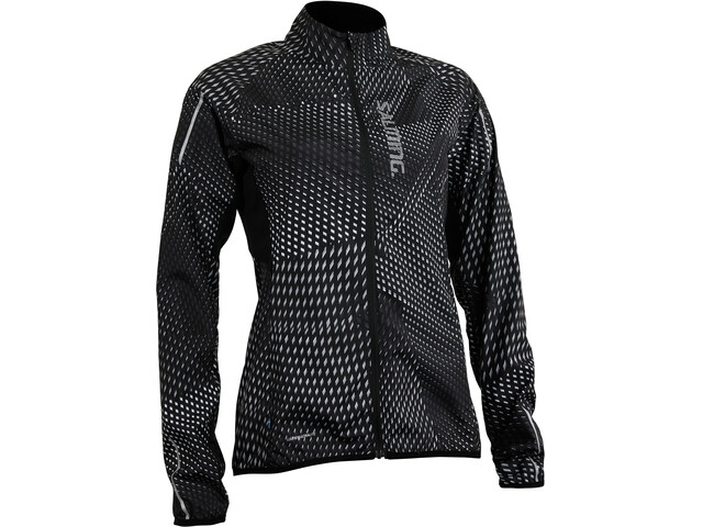 Salming Ultralite 3.0 Veste Femme, black all over print